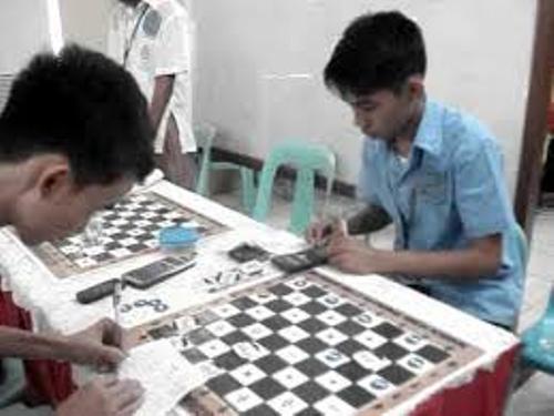 Damath Game