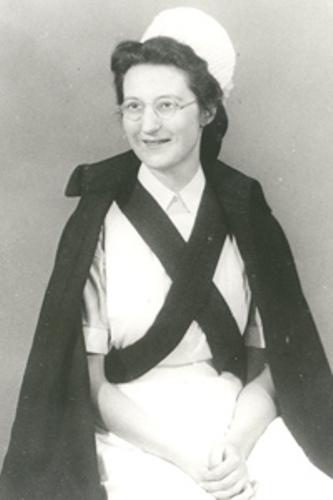 Dame Cicely Saunders Nurse