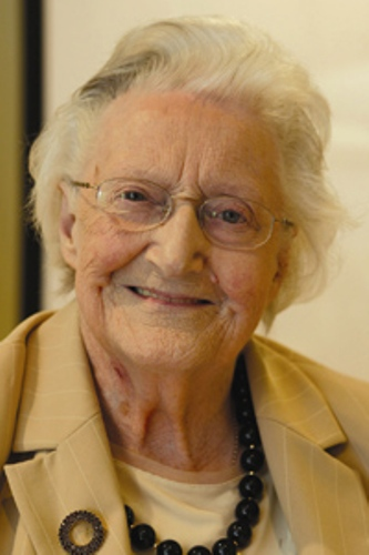 Dame Cicely Saunders Pic