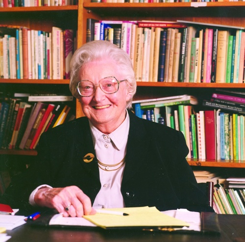 Dame Cicely Saunders Pictures