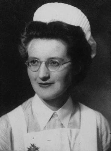 Dame Cicely Saunders Young