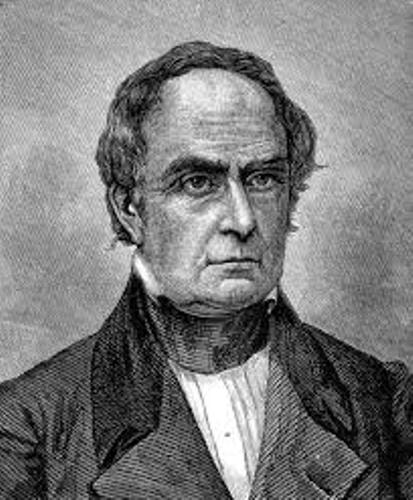 Daniel Webster Pic