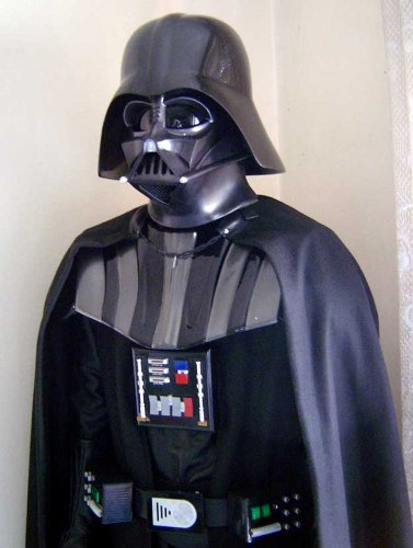 Darth Vader's Suit Pictures