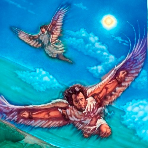 Facts about Daedalus and Icarus