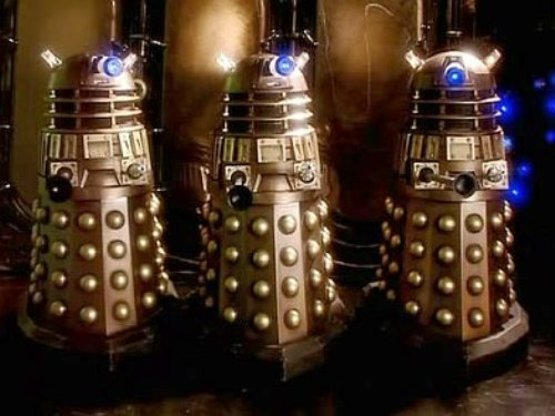 Facts about Daleks