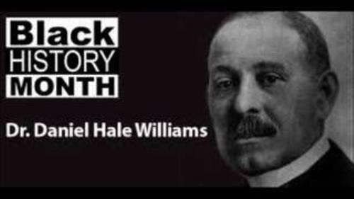 Facts about Daniel Hale Williams