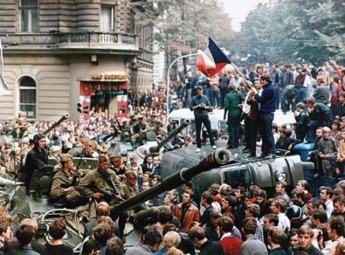 czechoslovakia politics