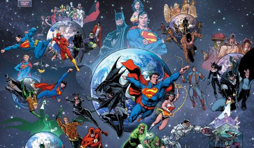 DC Comics Pictures