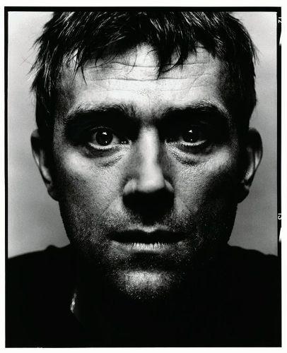 David Bailey Portrait