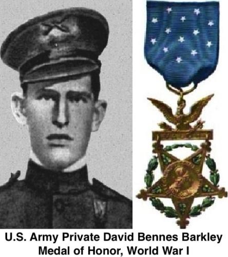 David Barkley Facts