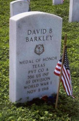 David Barkley Pic