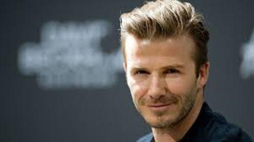 David Beckham Pic