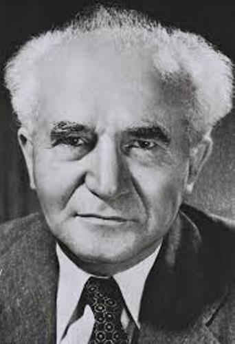 David Ben Gurion Facts