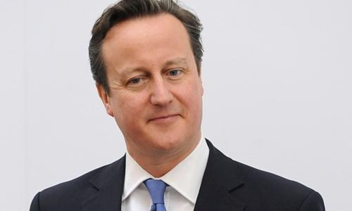David Cameron Facts