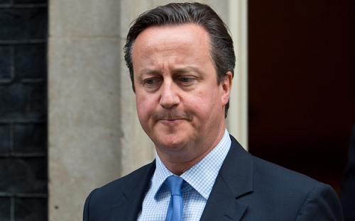 David Cameron Pic