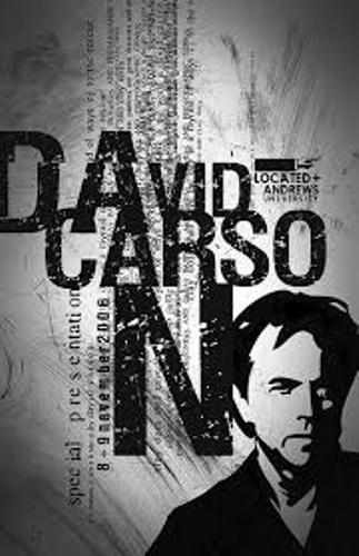 David Carson image