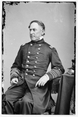 David Farragut Facts
