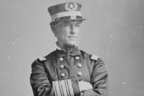David Farragut Images
