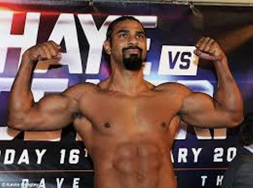 David Haye Facts