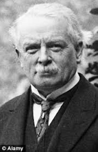 David Lloyd George Pic
