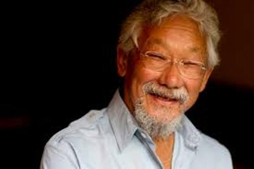David Suzuki Facts