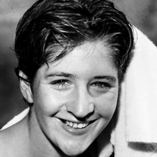 Dawn Fraser Swimmer