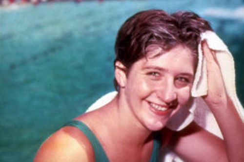 Dawn Fraser Young