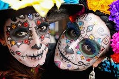 Day of The Dead Mexico Facts