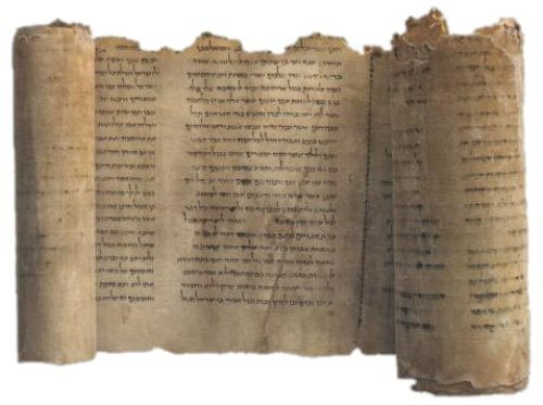 Dead Sea Scrolls Pic