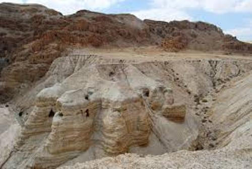 Dead Sea Scrolls pictures