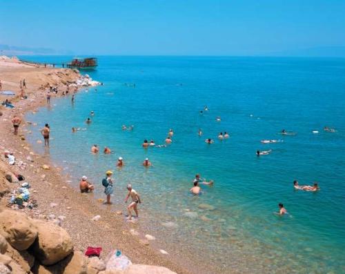 Dead Sea tourism