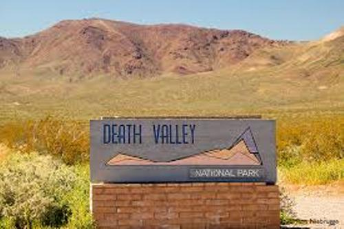 Death Valley National Park Pictures