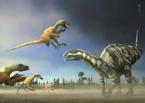Deinonychus Facts