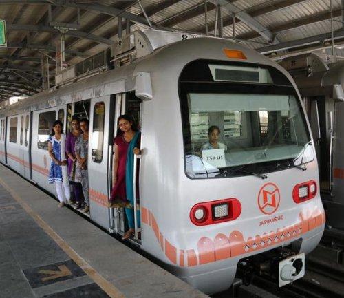 Delhi Metro Pictures