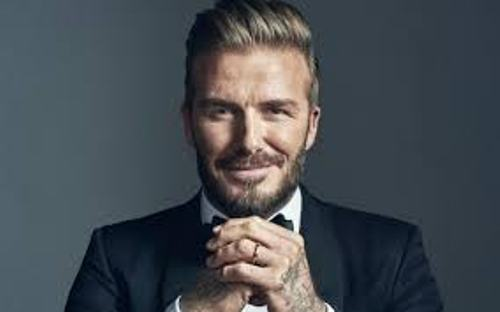 Facts about David Beckham