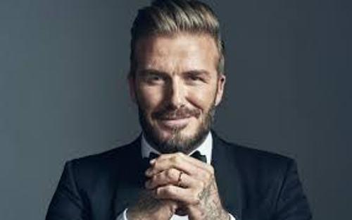 Facts about David Beckham
