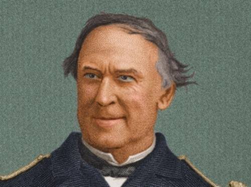 Facts about David Farragut