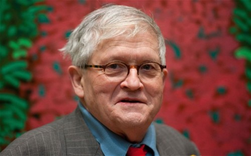Facts about David Hockney