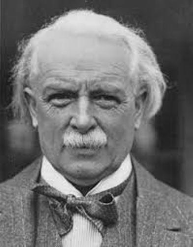 Facts about David Lloyd George