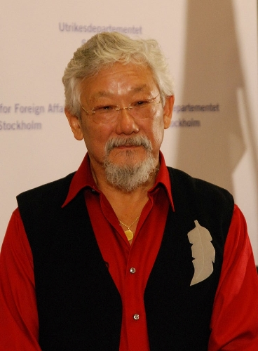 Facts about David Suzuki