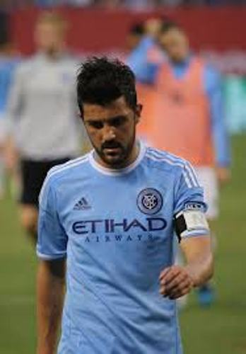 Facts about David Villa