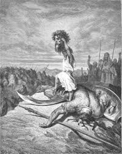 Facts about David and Goliath