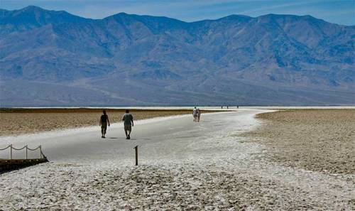 Facts about Death Valley National Park