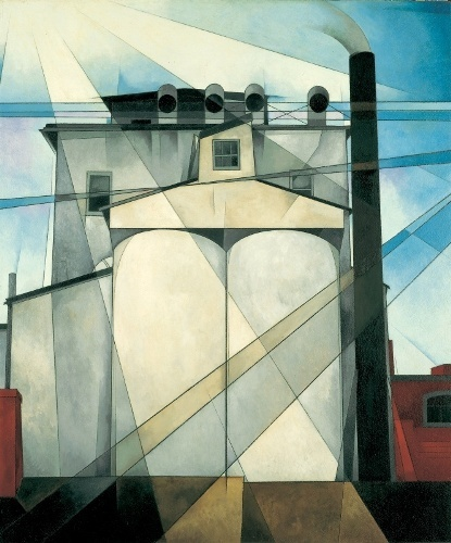 Charles Demuth Facts