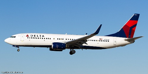 Delta Airlines Pic