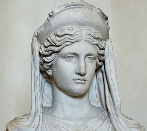 Demeter Goddess Facts