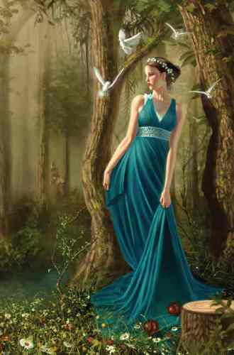 Demeter Goddess Pictures
