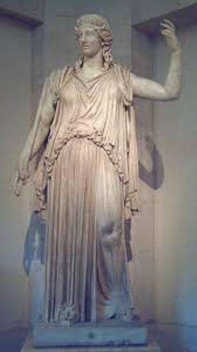 Demeter Goddess Statue