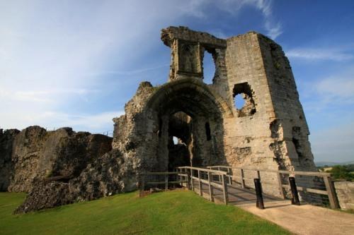 Denbigh Castle Facts
