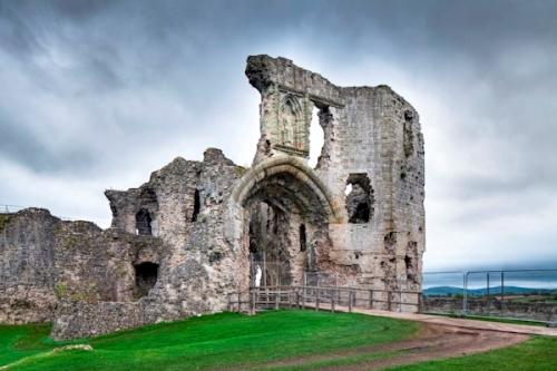 Denbigh Castle Images